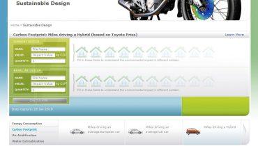 Uusi ympäristöystävällinen laskin SolidWorks Sustainability:lta