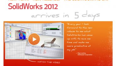 SolidWorks 2012 on jo nurkan takana. Oletko valmis?