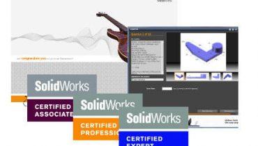 Ilmainen SolidWorks-sertifiointi!