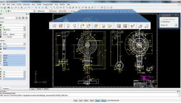 2D-datan editointi ja -hallinta EPDM:n ja DraftSightin avulla