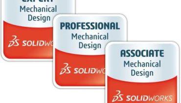 SolidWorks-sertifikaatit uudistuneina uusilla logoilla!