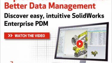 Tiedonvälitys ja -hallinta tehokkaammaksi SolidWorks Enterprise PDM -ohjelmiston avulla