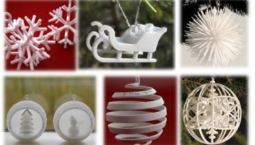 PLM Groupin joulukilpailu - luo joulukoristeesi ja saat sen tulostetuksi 3D:nä!