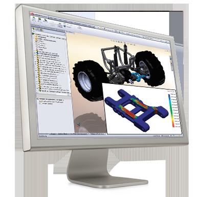 SolidWorks Simulation Liikedynamiikka