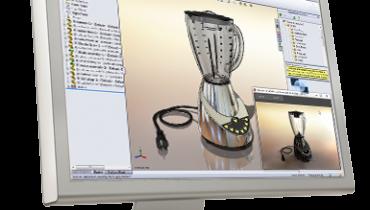 SolidWorks Visualisointi