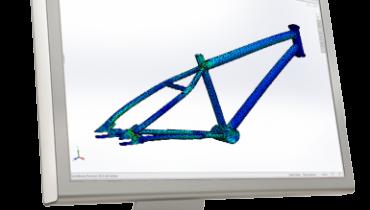 SolidWorks Simulation Epälineaarinen