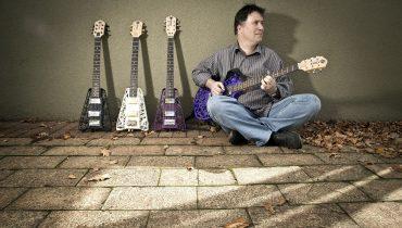 3D-tulostuksen uutena aluevaltauksena rockmusiikki