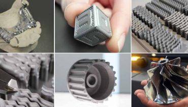 Metallien 3D-tulostus on tulevaisuutta