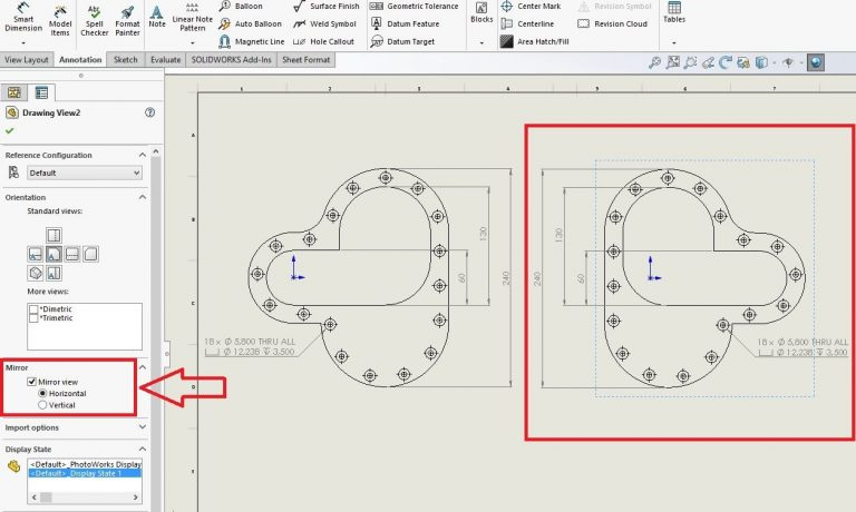 mirror-drawing-view-solidworks