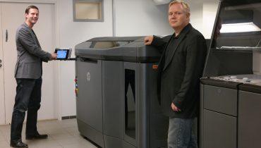 Ensimmäinen HP:n 3D-tulostimen laitetoimitus Suomeen