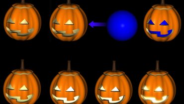 Herätä Halloween-kurpitsa henkiin SOLIDWORKS Composerin avulla