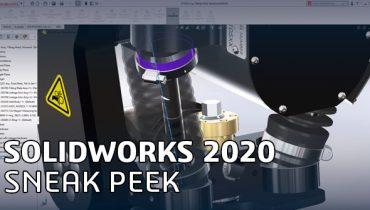 Kurkistus SOLIDWORKS 2020 -versioon – mitä uutta se sisältää?