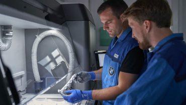 BMW: Tie massatuotantoon 3D-tulostamalla
