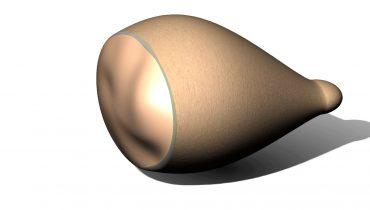 Kinkun paistoajan simulointi SOLIDWORKS Simulation Professionalin avulla