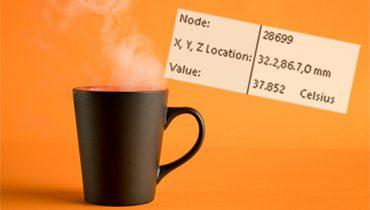 Kuinka pitkä on aika, jolloin kahvi jäähtyy?